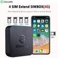 Пульт дистанционного управления GlocalMe Multi 4 SIM  2 режима ожидания  без роутера  4G  SIMBOX  без использования  работает с Wi-Fi/данными  для звонков и SMS