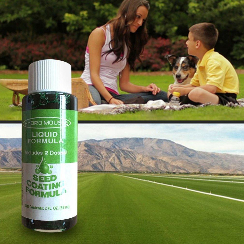 Hydro Mousse Spray Gun Liquid Lawn Seed