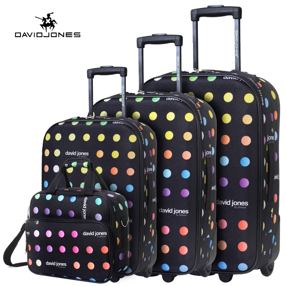 Popular Suitcases with Wheels Lightweight-Buy Cheap Suitcases with ...