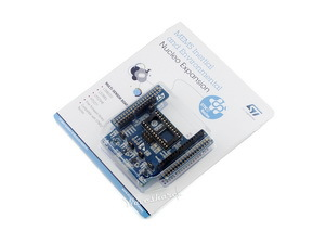 цена на Original STM32 NUCLEO X-NUCLEO-IKS01A1, Motion MEMS and environmental sensor expansion board for STM32 Nucleo