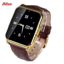 Freies dhl großhandel bluetooth smart watch w90 wrist smartwatch für samsung s4/note2/3 für xiaomi android phone smartphones