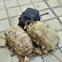 Тактический рюкзак лазерная резка Молл приятелей Мультикам сумка 25L спортивная сумка Военная Рюкзак Пеший Туризм Рюкзаки EDC тактический пе