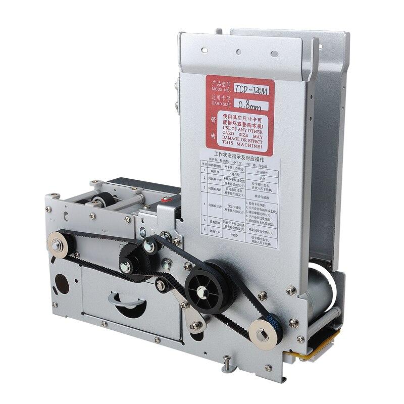 Tenet TCD 720M Automatic Card Dispenser for Mfare Card Parking ...