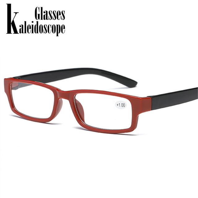 375e2a4033 Men Reading Glasses Women Small Frame Ultra-Light TR90 Resin HD Anti-fatigue  Presbyopia