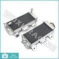 Left Right New Aluminium Cores MX Offroad Motorcycle Radiators Cooling X2 fit for Yamaha YZF450 YZ450F 06