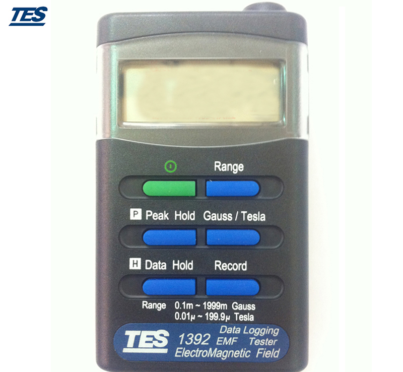 Digital-Electromagnetic-Radiation-Detector-Portable-ElectroSmog-Meter-TES1392
