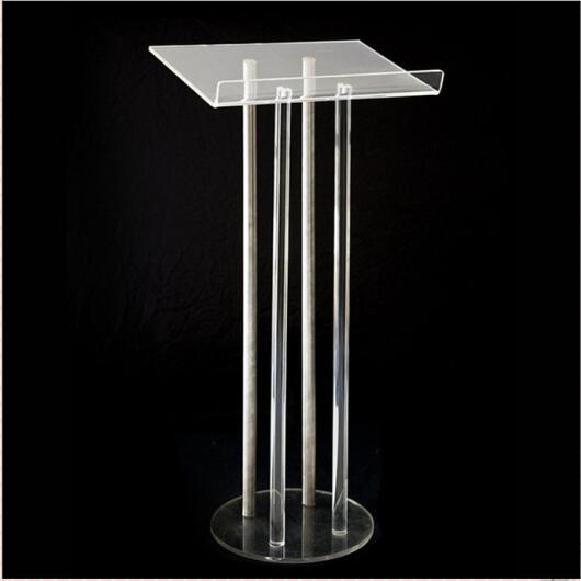 High Quality Acrylic Lectern Pulpit Acrylic Podium Acrylic Podium Stand Acrylic Podium Pulpit Lectern