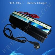 Полезное CE ROHS электрическое 12 v Портативное зарядное устройство 50a