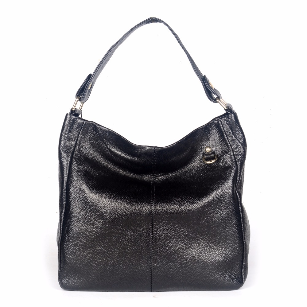 Hot sell 100% genuine leather women bags head layer cow skin messenger bags lager capacity shoulder bags famous brand handbags genuine leather bags new women leather handbags for ladies famous hot sell brand shoulder