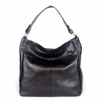 Hot Sell 100 Genuine Leather Women Bags Head Layer Cow Skin Messenger Bags Lager Capacity Shoulder