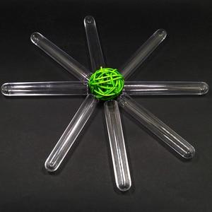 Image 3 - 100pcs Plastic Test Tube 15x150mm DIA15mm Clear, Wedding Favor Party Favour Candy Jar