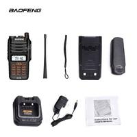פלוס uv Baofeng UV-9R פלוס Waterproof ווקי טוקי כף יד 8Watts UHF VHF Dual Band IP67 HF משדר UV 9R Ham Radio נייד (4)