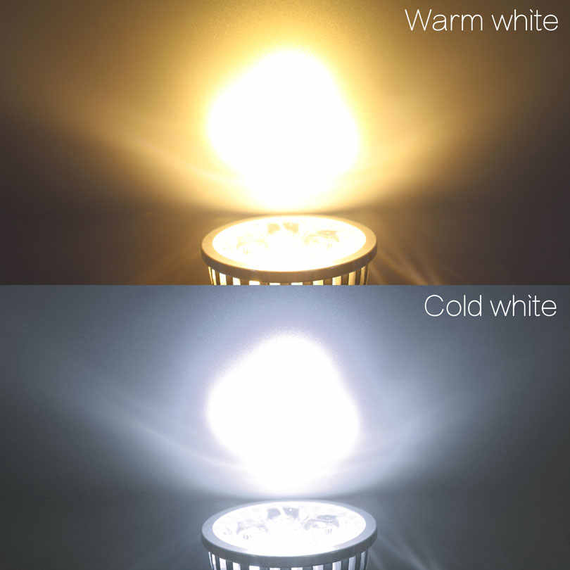 Высокая мощность диммируемая супер яркий светодиодный светильник E14 Светодиодный светильник E27 GU10 GU5.3 9 Вт 12 Вт 15 Вт лампада Светодиодный прожектор теплый/холодный белый DC12VMR16
