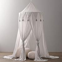 תוספות חדש סגנון ילדים של משולש ציצית שיפון אוהל תינוק צילום נכס תינוק עריסה כילה חלום אוהל צילום אבזרי