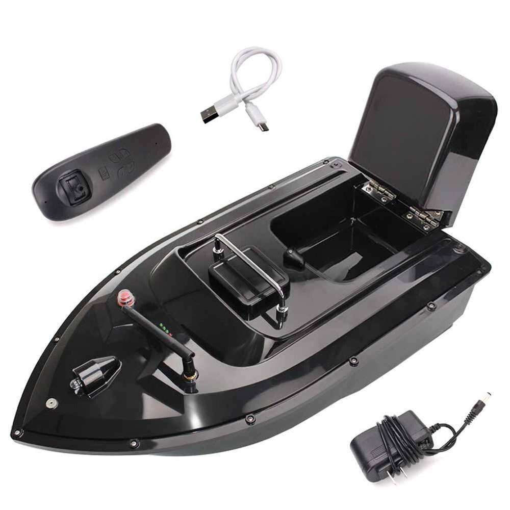 Inventor Dos peixes do Barco De Peixe 1.5 kg de Carga 500 m Isca De Pesca Barco RC Navio Barco de Controle Remoto Lancha RC Brinquedos partes