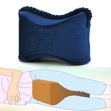 Side Sleepers Memory Foam Leg Pillow For Maternit Great Relief Back Pain Stress Knee Hip Pillows Improves Circulations