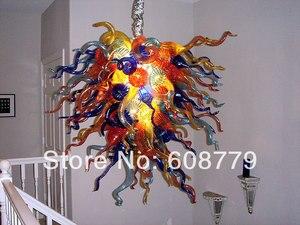 Big Sale Multi Color Glass Light Unique Crystal Chandeliers unique crystal chandeliers crystal chandeliercrystal light chandelier -