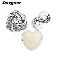 Valentine S Day Collection Hearts Petite Charms 925 Sterling Silver Small Love Beads Fit Floating Lock