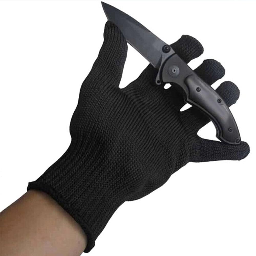 200 stks 100 paar Anti slip Jacht Vissen Outdoor Werkhandschoenen Beschermende Snijbestendige Veiligheid Handschoen Voor Tuin-in Huishoudelijke Handschoenen van Huis & Tuin op  Groep 2
