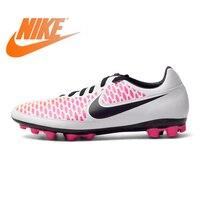 Оригинальные аутентичные NIKE Magista Onda AG Для мужчин свет удобные Обувь для футбола Футбол обувь Кроссовки Аутентичные дышащий 717132