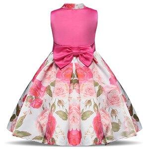 Летнее платье для маленьких детей; праздничные платья принцессы для малышей; одежда для дня рождения для девочек; Детские платья для девоче...
