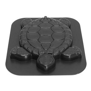 Image 5 - Turtle Stepping Stone Mold Tortoise Path Walk Maker Pavement Concrete Cement MouldGarden Park Decoration