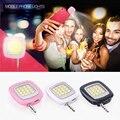 Lámpara de luz de relleno tmalltideled selfie accesorio del teléfono universal para el iphone para samsung android