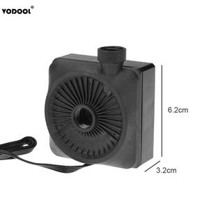 Image 5 - 12V Super Silent Computer Water Cooling Cooler Mini Water Circulation Pump Computer Component for PC Water Cooling System Parts
