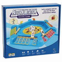 Pattern Imitation Board Game Family Parent child Enlightenment Cognition Game