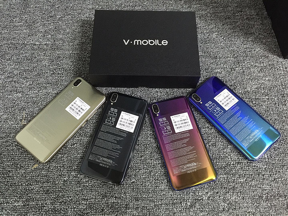TEENO Vmobile XS Pro Unlocked Cell Phones Android 5.84