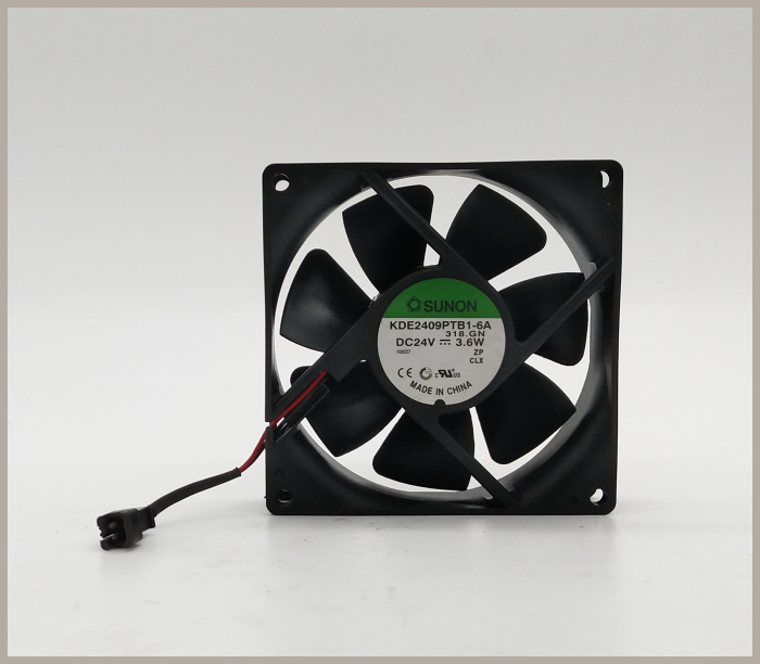 1pcs New ADDA 9225 Cooling Fan DC24 AD0924UB-A71GL