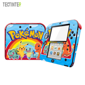 Image 1 - Pokemon Design Protector Vinyl Skin Sticker for 2DS  Cover Decal for Nintend 2DS
