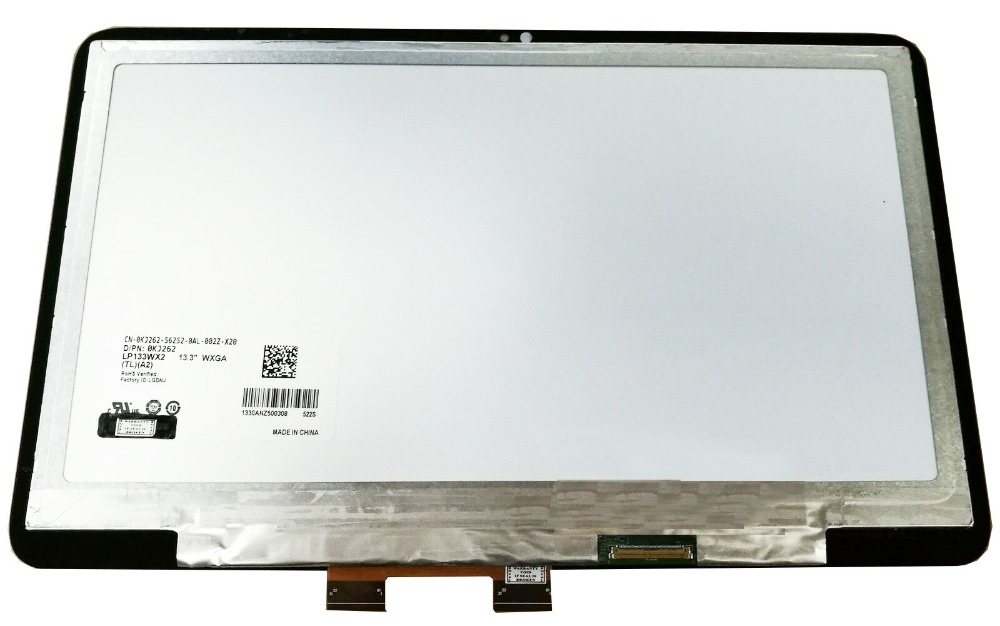 "HP Pavilion X360 13A 13-a012cl 13-a012dx 13.3/"" Touch Screen Digitizer Glass"