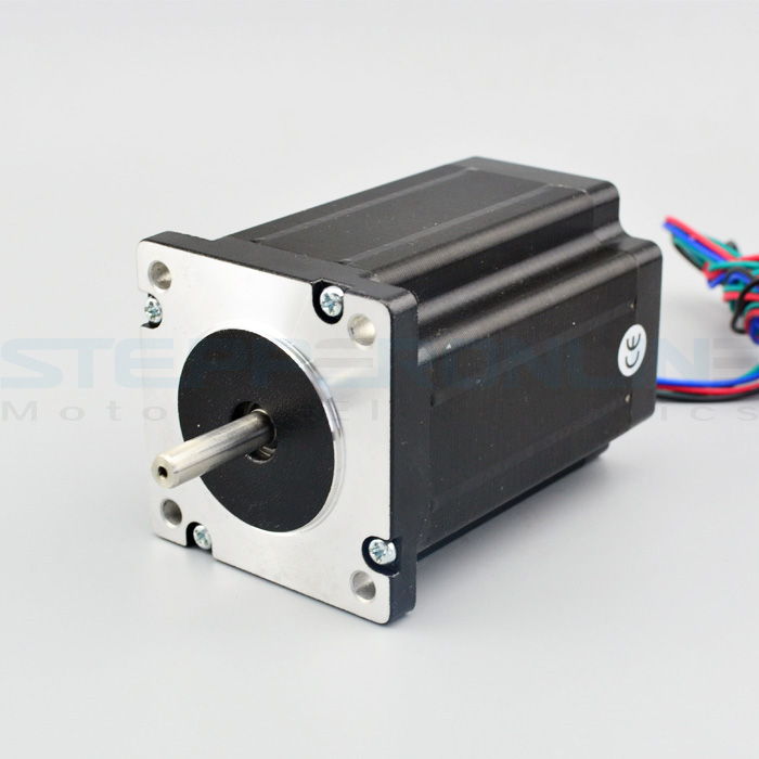 3 Axis CNC Kit 3.1Nm/439oz.in Nema 24 Stepper Motor Driver 3.5A CNC Mill Router Lathe Robot