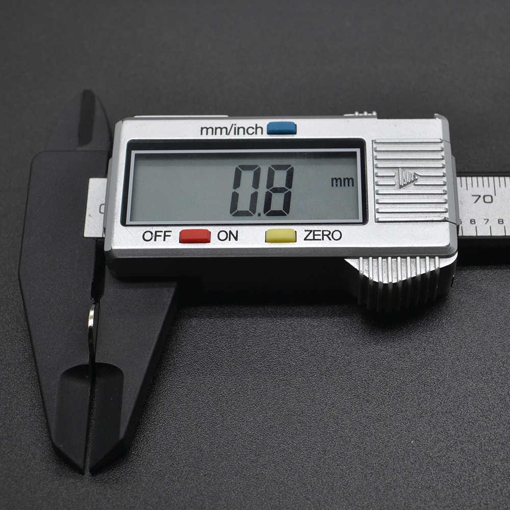 20/50/100/200pcs 10mm X 1 mm נדיר Earth NdFeB מגנטים Neodymium מגנט 10X1 העגול הצילינדר קבוע גיליון מקרר