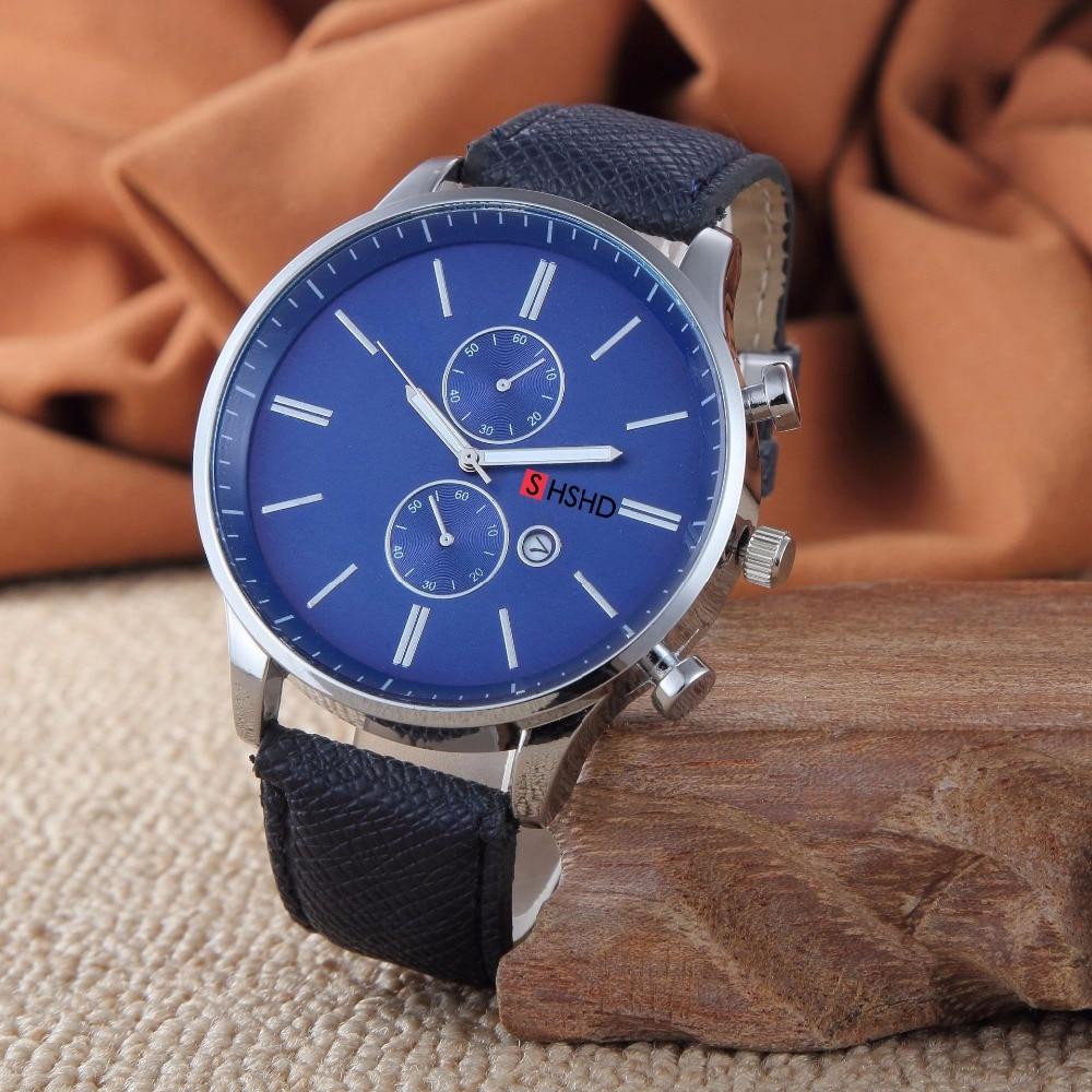 Lovers Watches Quartz with Date Calendar Dress Women Men Wrist Watch Leather Couples Business Lover Wristwatch