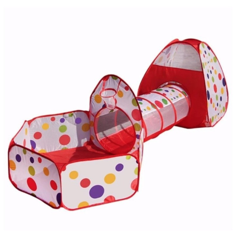 3 In 1 Kids Play Tent Tunnel Play House Children Baby Indoor Outdoor Toys tent for kids kid tent indoor kids ball pit - aliexpress.com - imall.com  sc 1 st  iMall & 3 In 1 Kids Play Tent Tunnel Play House Children Baby Indoor Outdoor ...