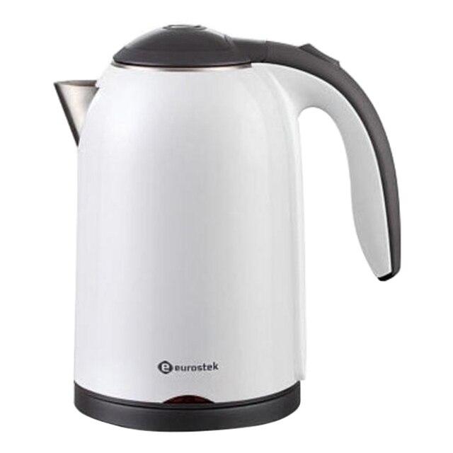 Чайник электрический Eurostek EEK-1702S (мощность 1800 Вт, объем 1.7 л, подсветка, защита от перегрева)