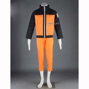 Image 2 - נארוטו Cosplay תלבושות אנימה נארוטו תלבושת לגבר להראות חליפות יפני קריקטורה תחפושות נארוטו מעיל למעלה מכנסיים מבוגרים
