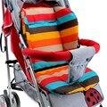 Universal Soft Gruesa Cubierta de la Silla Cojín Del Asiento de Coche Cojín Cochecito Cochecito para Bebés y Niños Niños Fundas de Asiento de Coche Accesorios