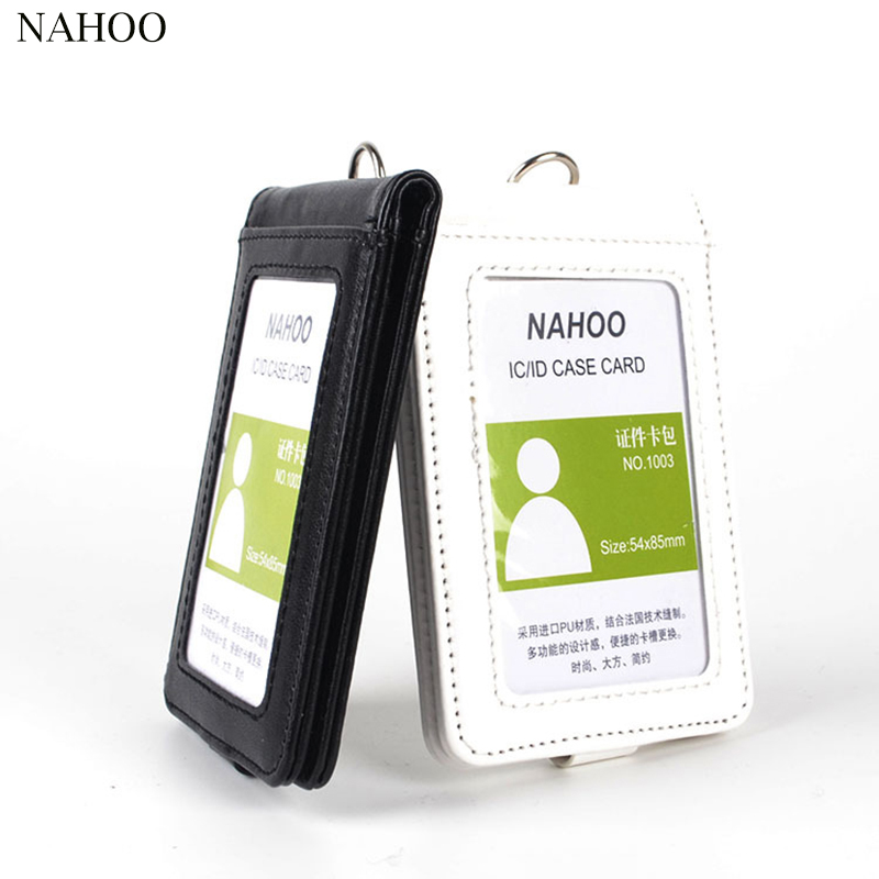 NAHOO Id Badge Holder Retractable Nurse Lanyard Reel Name Tag Holder Passport IC Work Permit Card  Employee Badge Clip Holders free shipping 10pcs 100% new pico
