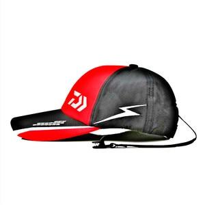 Image 2 - Daiwa gorra de béisbol con tapa de pesca al aire libre, gorra de béisbol con tapa de pesca al aire libre, transpirable, de algodón, Hip hop, novedad de verano