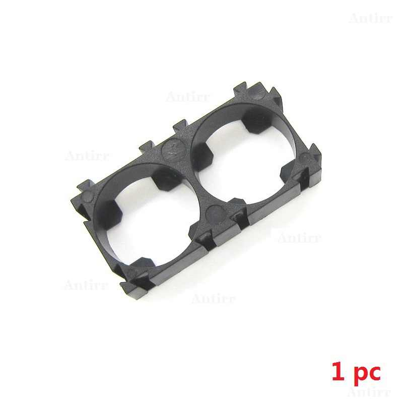 1pc 1p 2p 3p Cell 18650 Battery Holder Bracket DIY Cylindrical Batteries Pack fixture Anti Vibration Case Storage Box Container