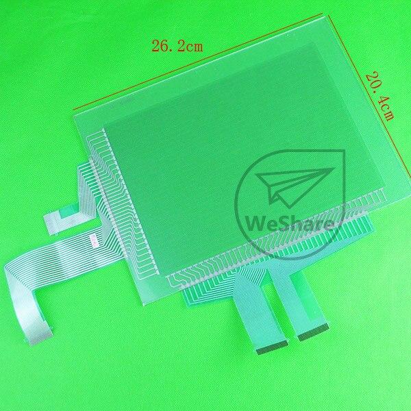New For OMRON DMC TP-3142S2 Touch Screen  Panel NS10-TV00B-V1 NS10-TV00B-V2 NS10-TV00B-ECV2