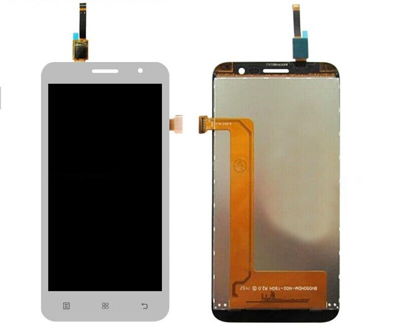 Para lenovo a8 a806 a808 a808t teléfono de reemplazo negro pantalla lcd + asambl