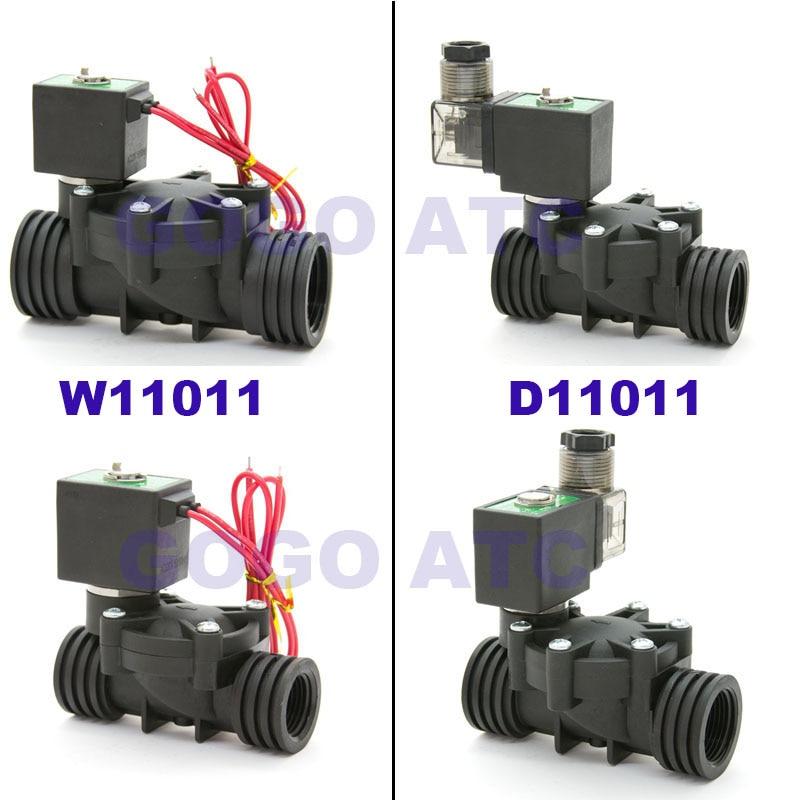 Plastic Solenoid valve 1-1