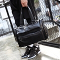 Tidog Korean male bag handbag new trend leather travel bag computer bag
