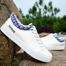 In the spring of 2016 new men's shoes top selling casual shoes Korean tide explosion canvas shoes 812