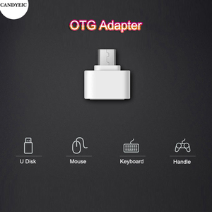 Image 2 - USB 3.0 סוג C OTG מתאם מיקרו USB OTG ממיר עבור Redmi Xiaomi Huawei סמסונג עכבר מקלדת USB פלאש דיסק מתאם OTG