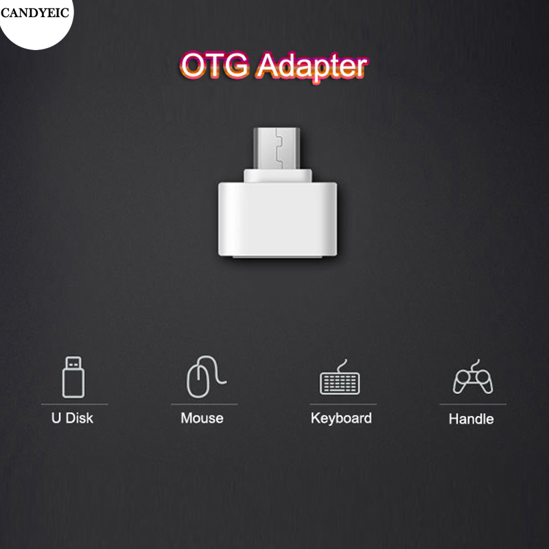 Image 2 - USB 3.0 Type C OTG Adapter Micro USB OTG Converter For Redmi Xiaomi Huawei Samsung Mouse Keyboard USB Flash Disk Adapter OTG-in Phone Adapters & Converters from Cellphones & Telecommunications